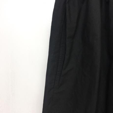 Boat Neck Dress / Black