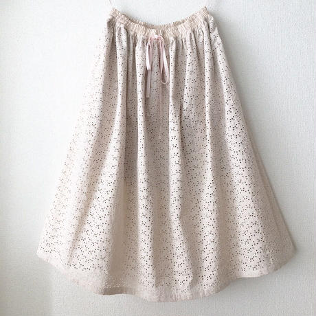 gathered skirt / 03-8307001