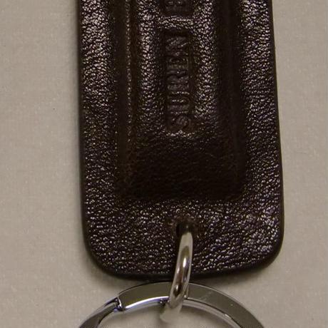 キーホルダー   牛本皮の渋み引き立つキーホルダー   CKB1710