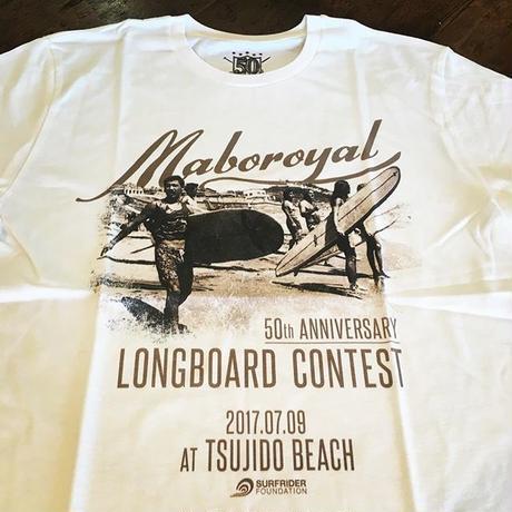Mabo Royal 50th T shirt