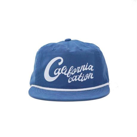 Californiacation cap Blue