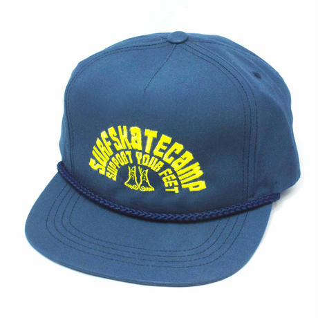Logo EMB Trucker Cap NVY