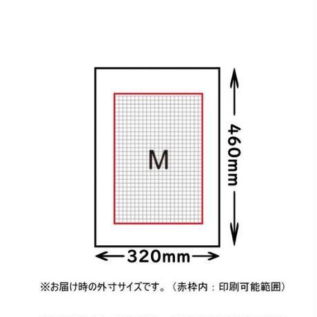 インクが良く通るシルク製版【 Mサイズ】