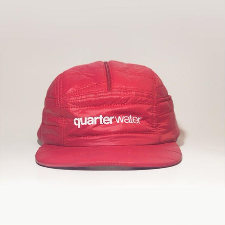 Bubble 5-Panel SnapBack Hats RED