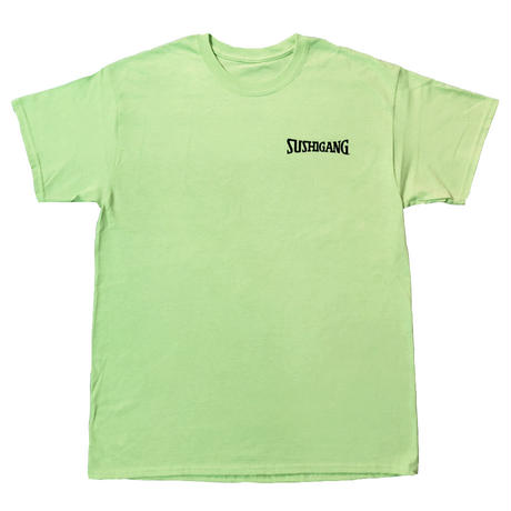 """SUSHIGANG""  Summer T Pistachio"