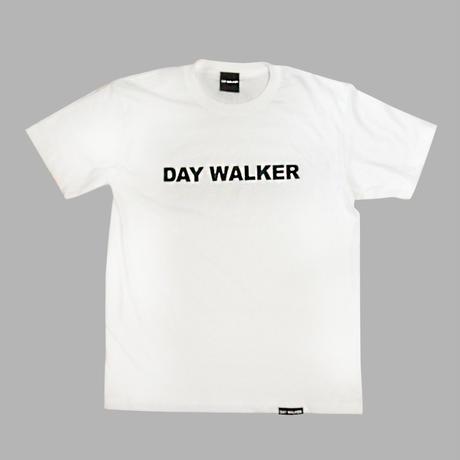 """DAY WALKER"" Tee WHITE"