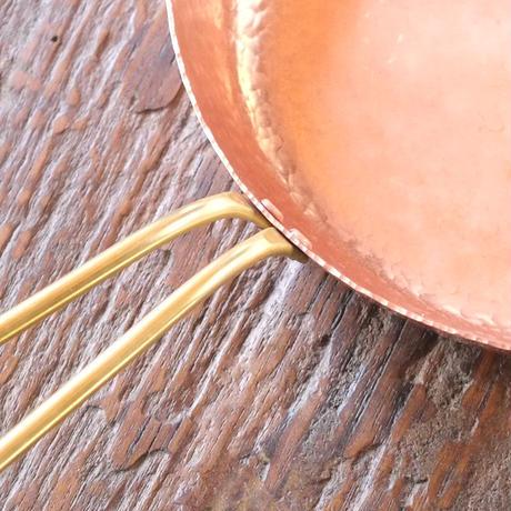 池田晴美 銅のフライパン