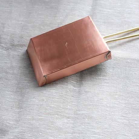 池田晴美 銅の玉子焼き器