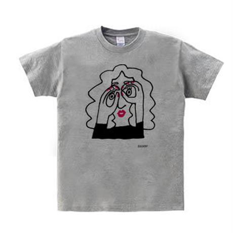5.6 oz/ found it!  T-shirt / インクジェットプリント