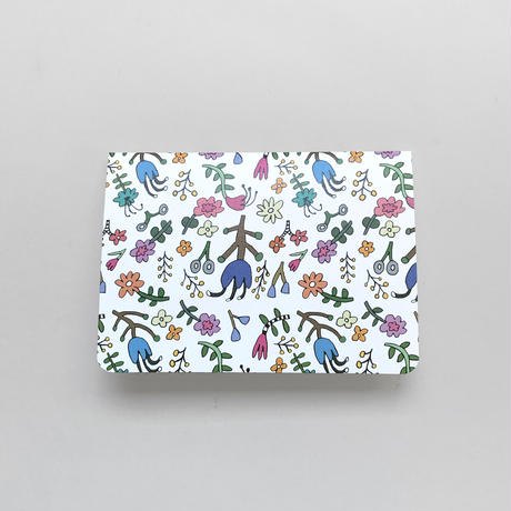 Flower Card Set