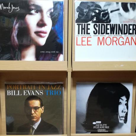 【定期購読】ジャズ レコード セレクション(毎週・隔週・毎月)