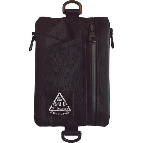 multi pouch(ブラック)