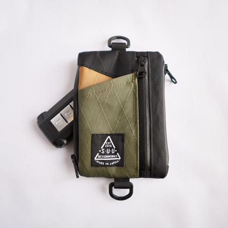 multi pouch(ネイビー)
