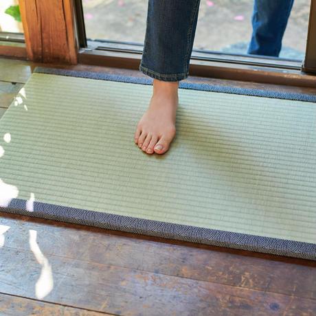 薫る 玄関畳マット M size