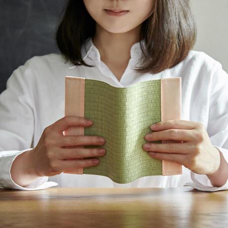 【限定!】薫る い草ブックカバー 文庫本サイズ   大人気アニメ仕様
