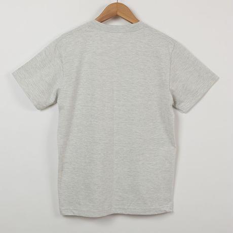 【basic item】S/S WP LOGO TEE ワッペンロゴTシャツ