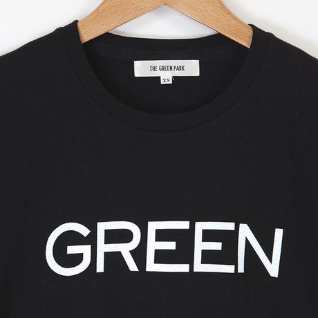 【for Lady's】GO Crewneck S/S T-Shirt (GP01-T003)
