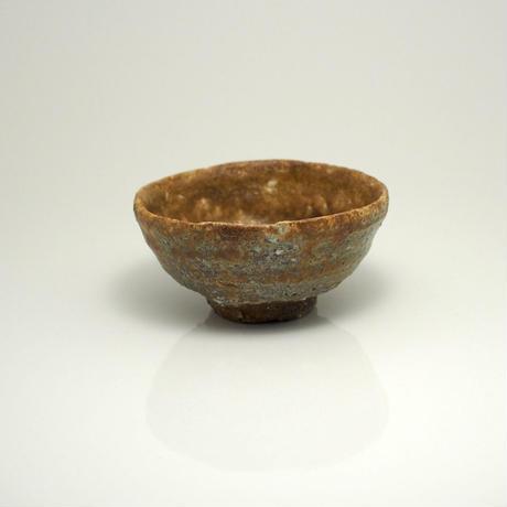 No.103:YOHEN Natural Ash Glaze SAKE Cup「窯変灰被ぐい呑」