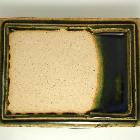No.139:ORIBE Inkstone「織部硯」