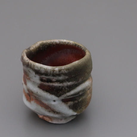 No.89:YOHEN Gold SHINO SAKE Cup「耀変金志埜ぐい呑」