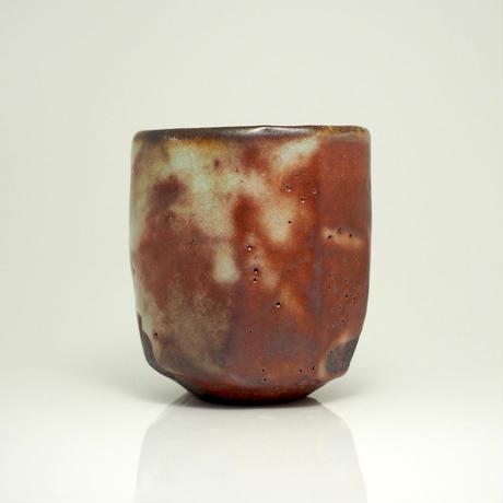 No.122:YOHEN SHINO Cup「蘇芳志埜湯呑」
