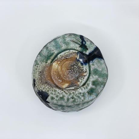 No.170窯変曹達茶盌