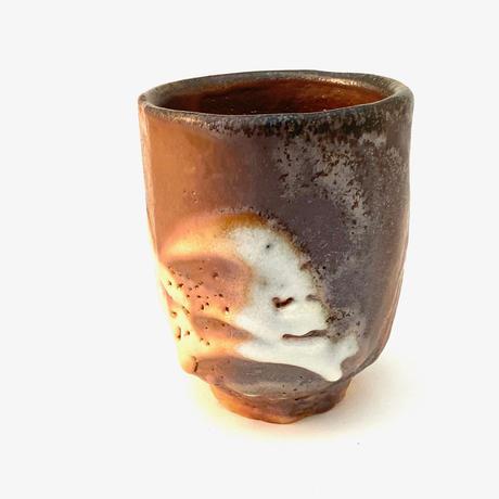No.175 YOHEN Gold SHINO Cup「耀変金志埜湯呑」