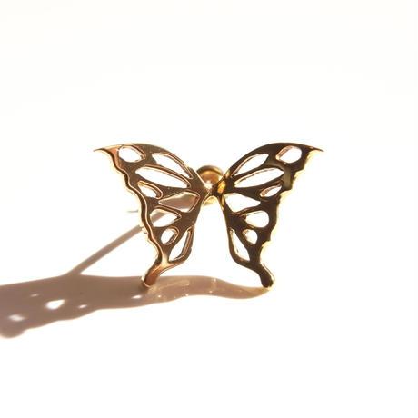 butterfly pierce | Large | k18yg