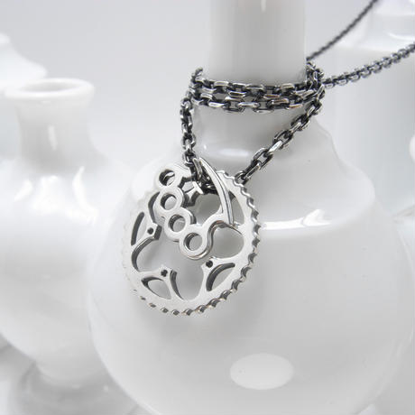 34T chainring necklace+メリケンサック