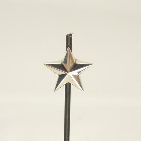 星のエンドキャップ | Silver