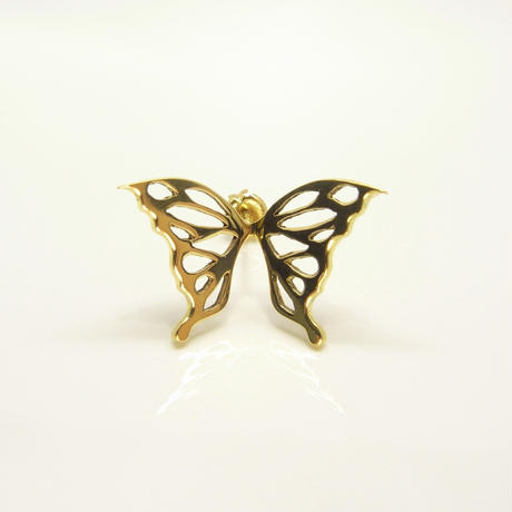 butterfly pierce | Large | k18yg