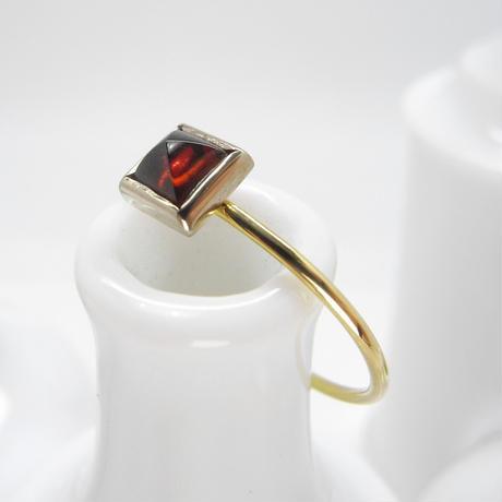 sottile - studs ring