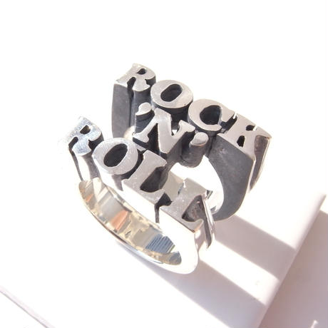 「ROCK 'N' ROLL」ring
