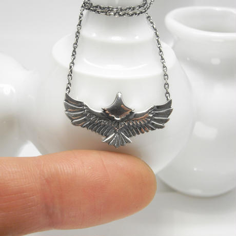 baby eagle necklace | sv×sv