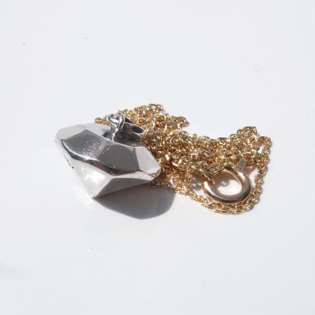 富豪の一粒ダイヤnecklace | 5.0ct