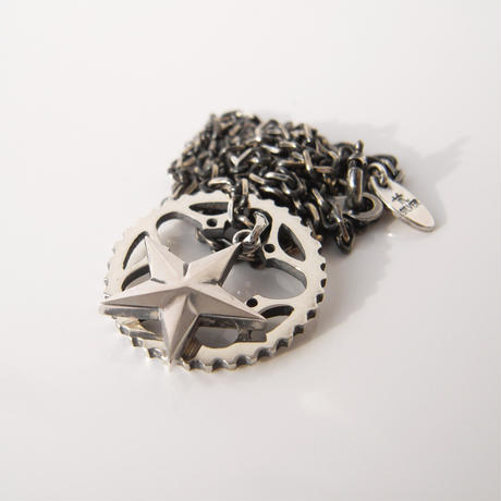 34T chainring necklace+the big star!!