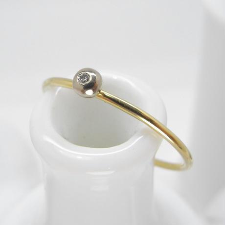 sottile - dot star!! ring