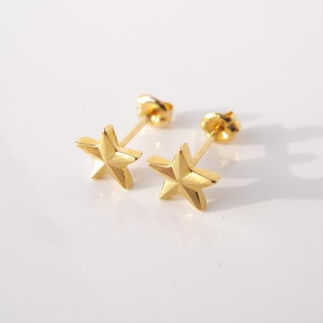 the star!! pierce | k18yg