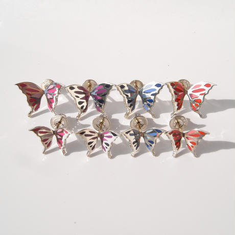 +color!! butterfly pierce | Small