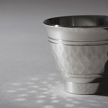 錫酒器 碗型ツチメ