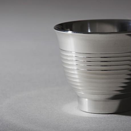 錫酒器 碗型筋