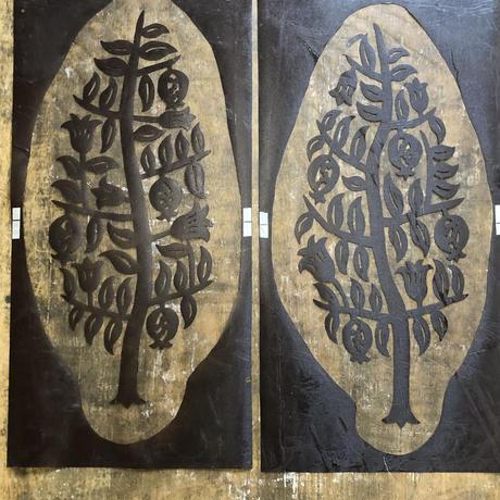 ザクロの樹|墨染のれん