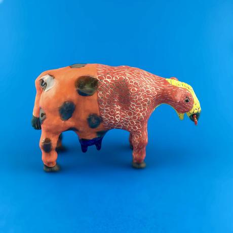 カラフル牛 3
