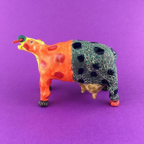 カラフル牛 1