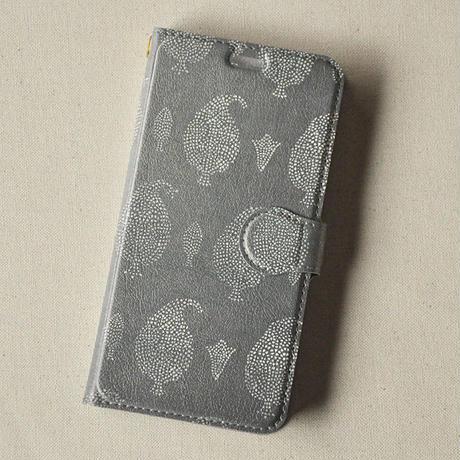 iPhone11Pro用ケース 手帳型|祈りの葉