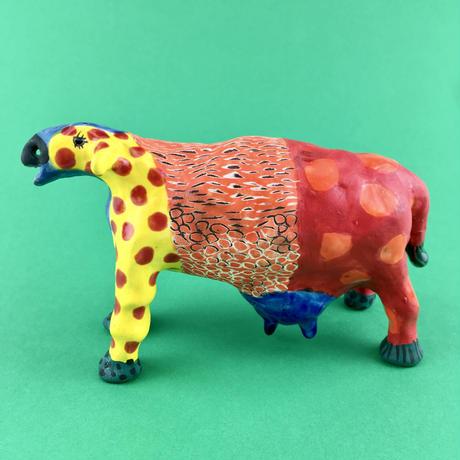 カラフル牛 6