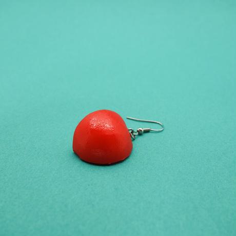ピアス ミニトマト