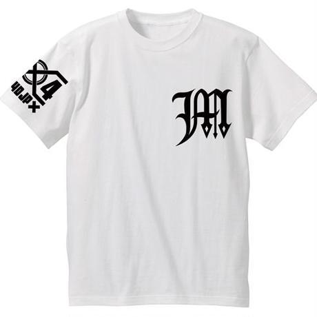M4D2017 Tシャツ『エンブレムM』ホワイト