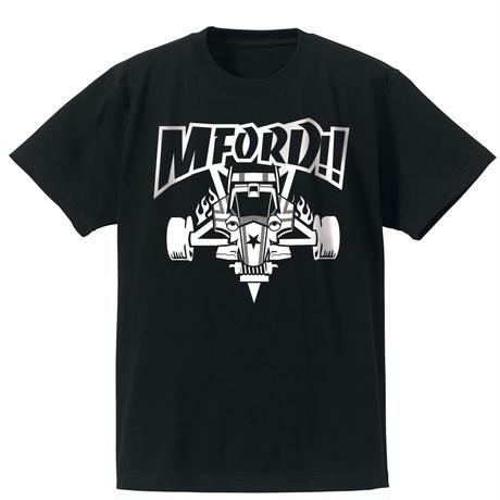 2018 M4D Tシャツ vr.1【フロントプリント】