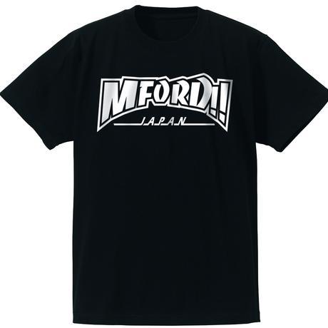 M4D-JAPANTシャツ ブラック